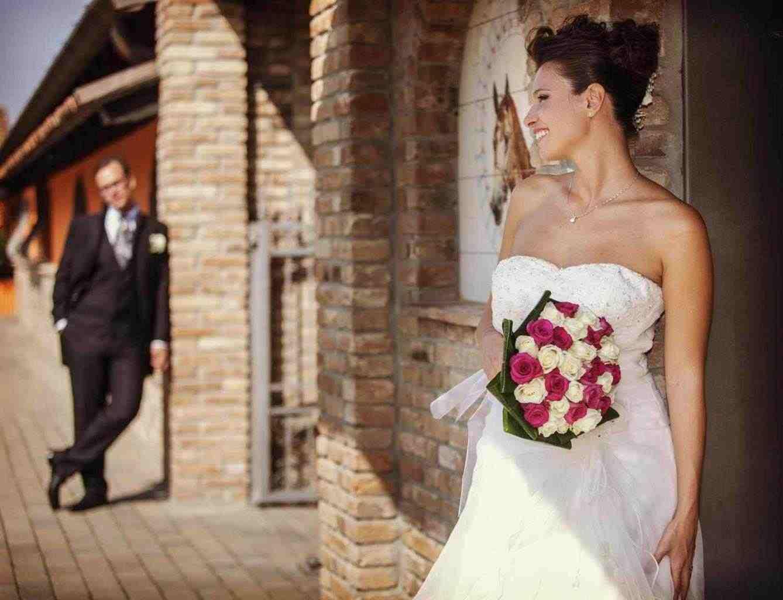 Servizio fotografico per il tuo matrimonio e cerimonia