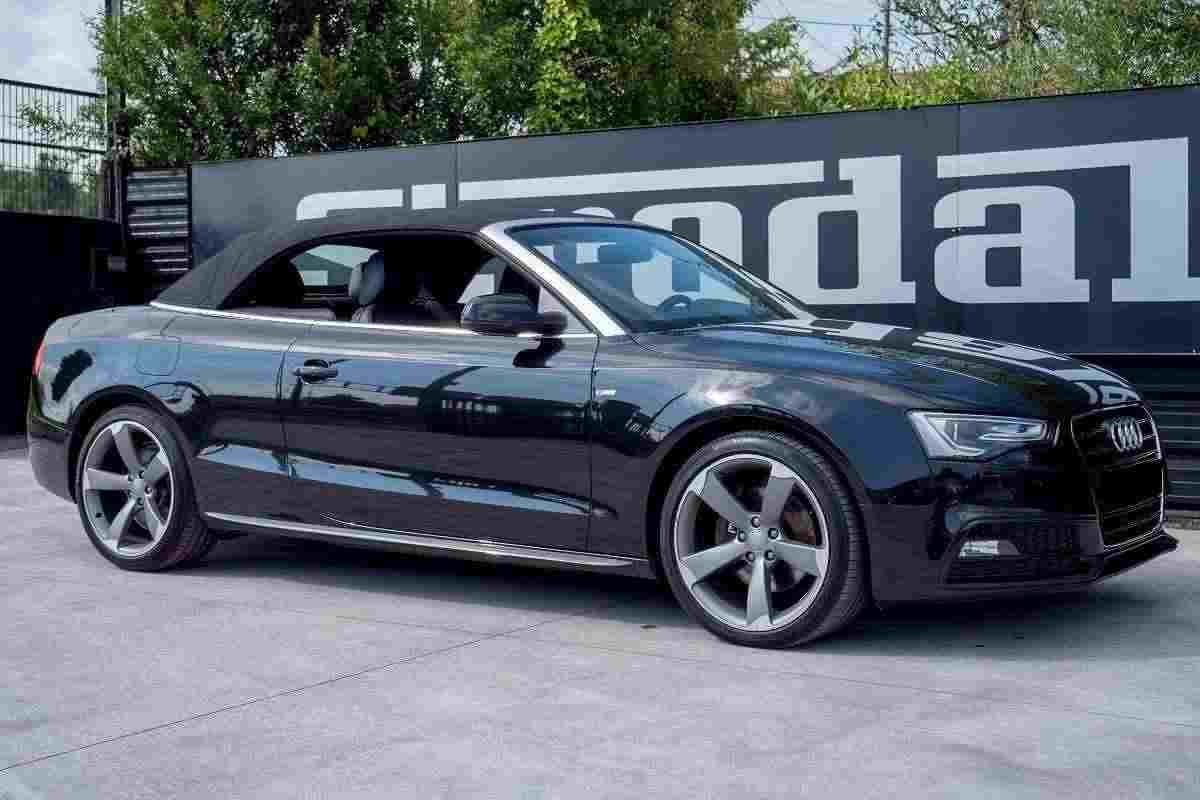 2013 Audi A5 3.0 Tdi 204