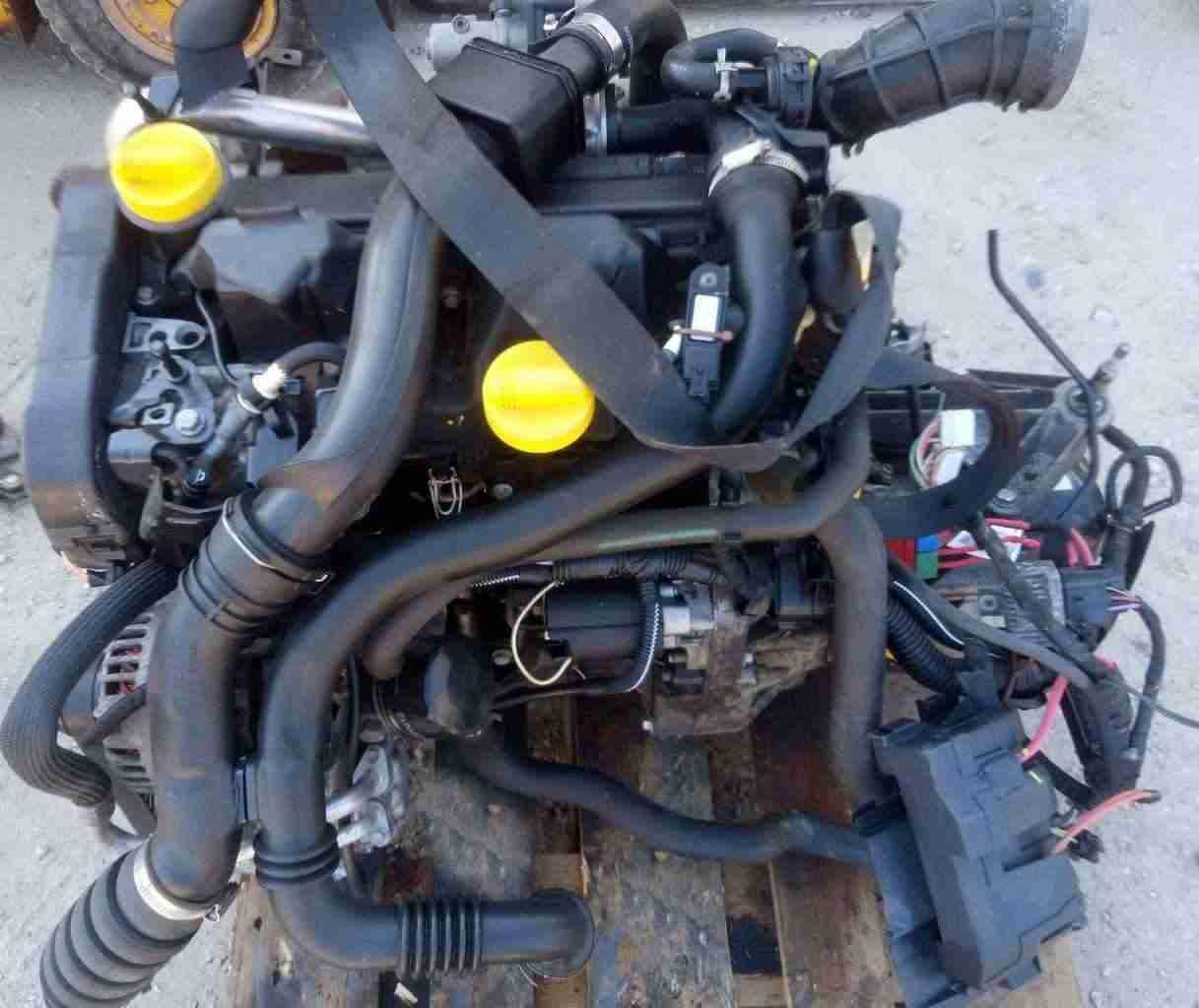 Motore Renault Clio / Modus 1500 DCI K9K M7