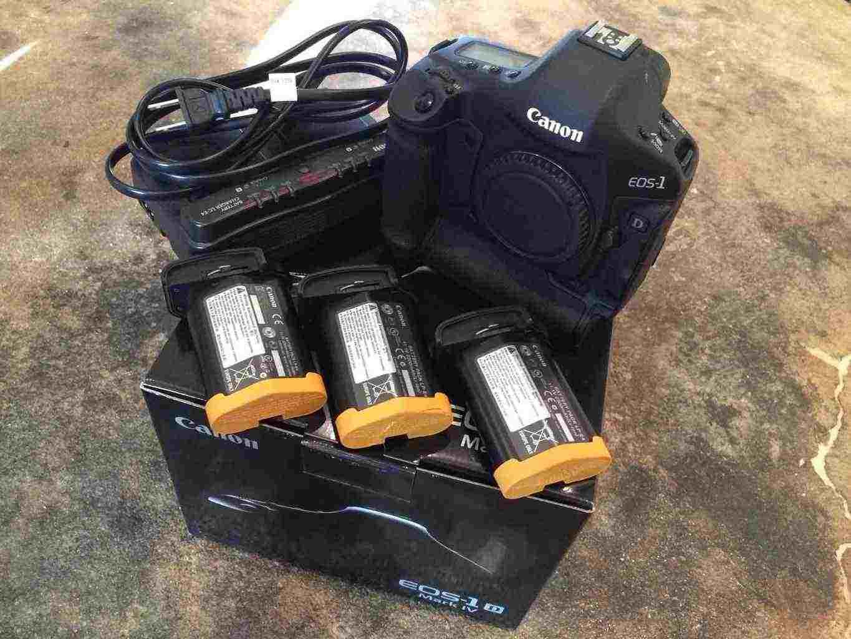 Canon.EOS 1D Mark IV (4) con garanzia 2019
