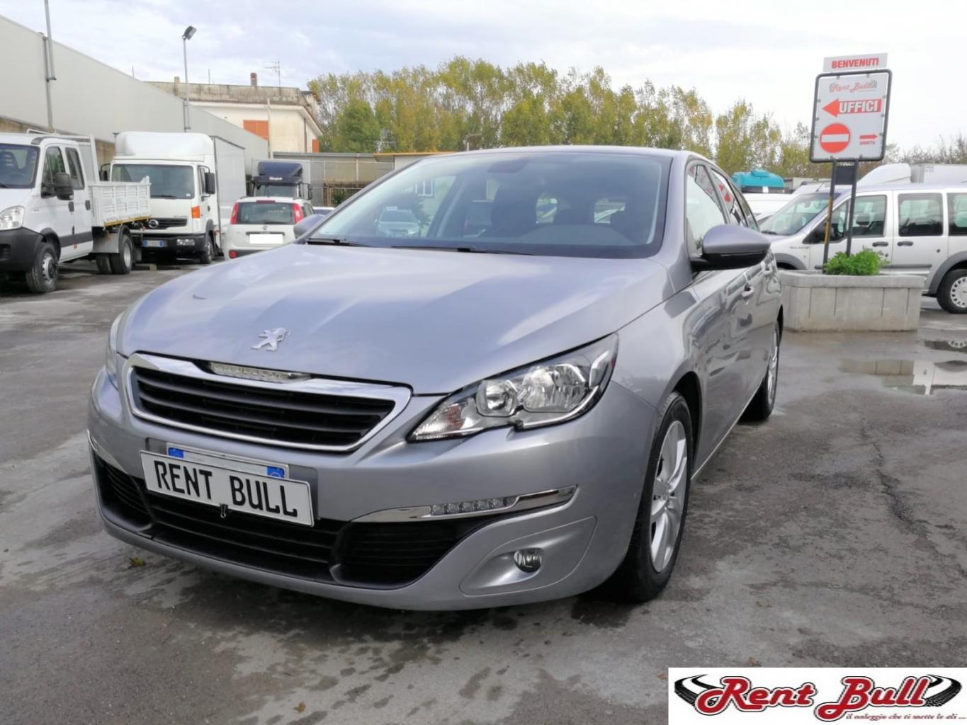 Peugeot 308 bluehdi 120cv s&amps sw buisness