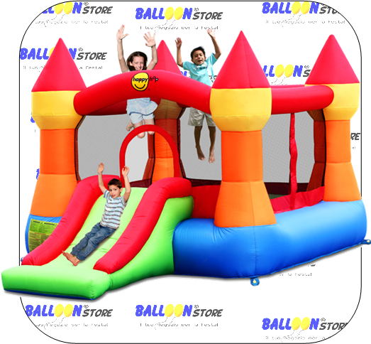 noleggio e vendita giochi e scivoli gonfiabili Balloonstore