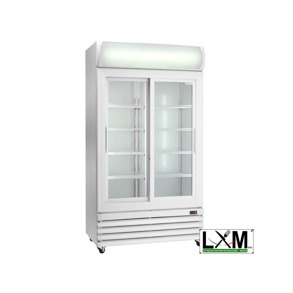 Espositore Refrigerato Ventilato - Per Bibite - 670 Litri
