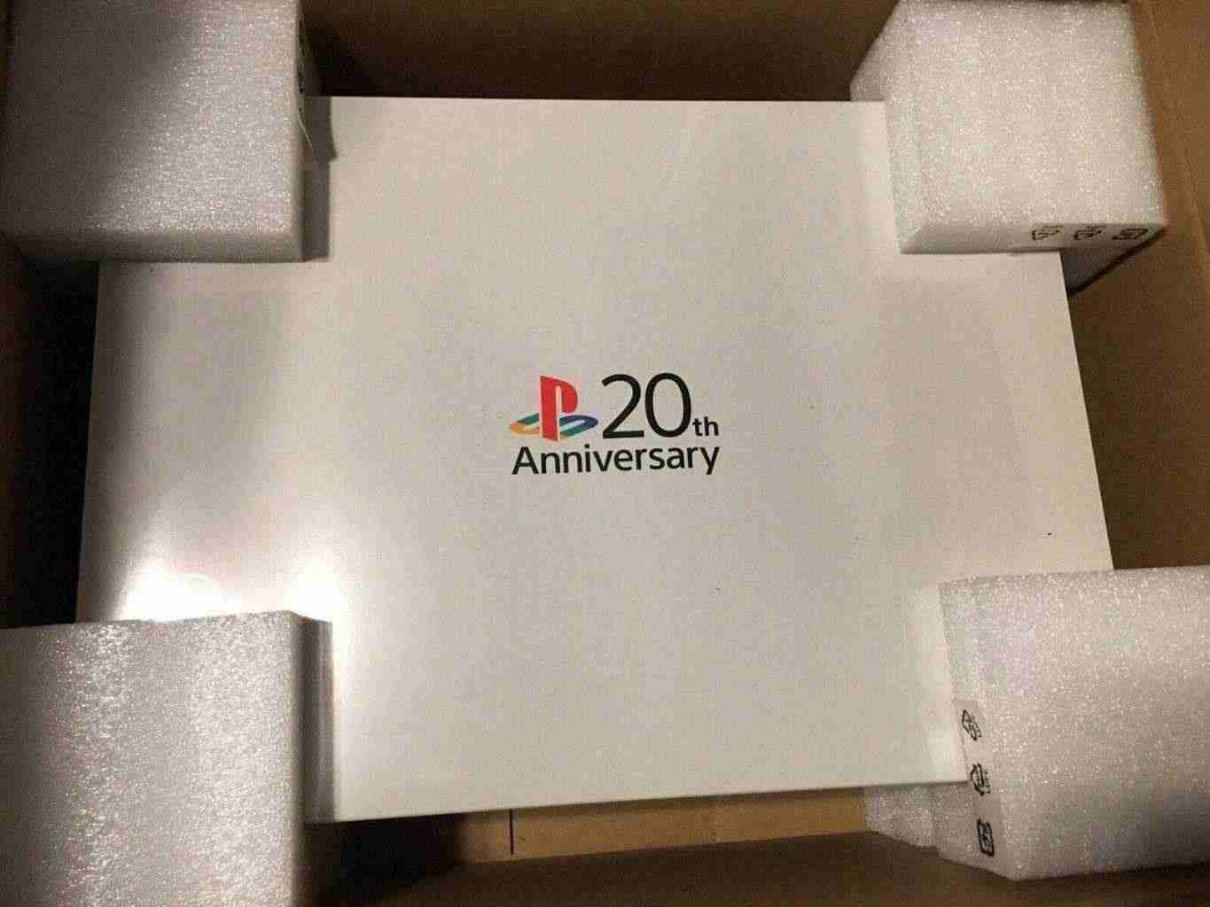Sony PlayStation 4 (PS4) 20th Anniversary