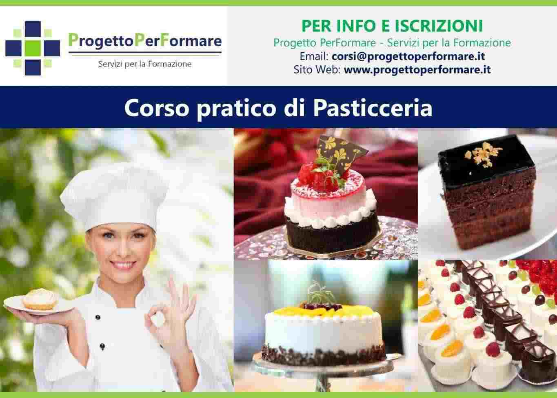 Corso di pasticceria a Brescia
