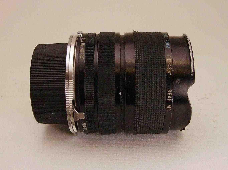 Obiettivo Wide Zoom Auto TAMROn 24-48,5 attacco fotocamere Olympus