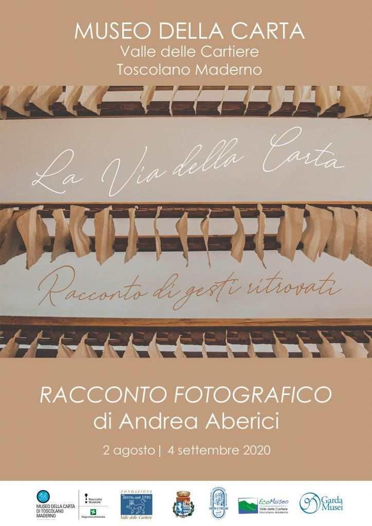 """Mostra Fotografica &quotLa via dela Carta"""""""