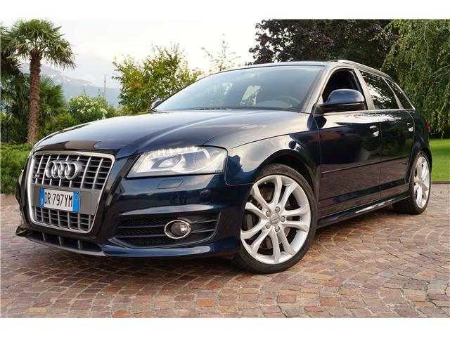 Audi S3 SPB 2.0 TFSI quattro