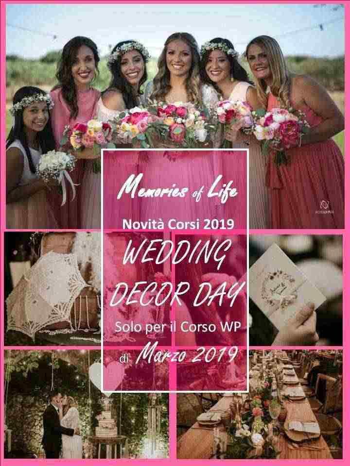 Corso per Wedding & Event Planner