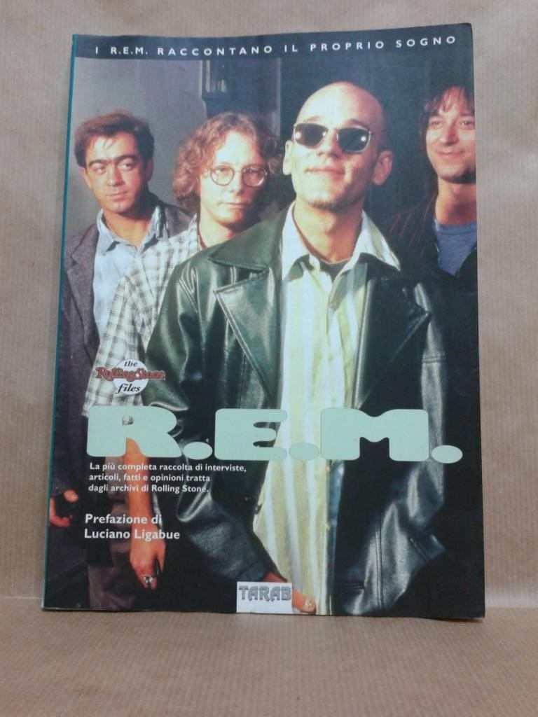 R.E.M. - The Rolling Stones Files
