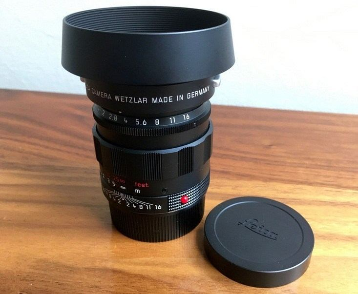 Leica Summilux-M 50mm