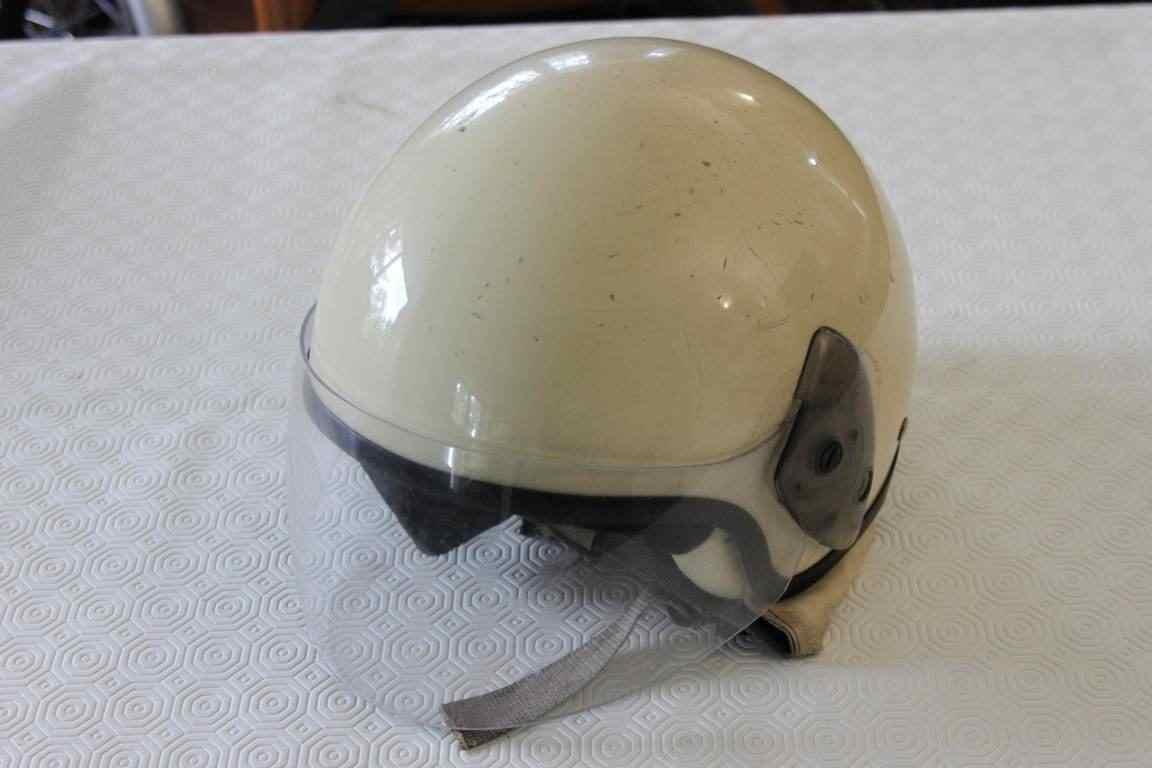 Vintage Helmet Casco Vintage DURALEU da collezione anni 80