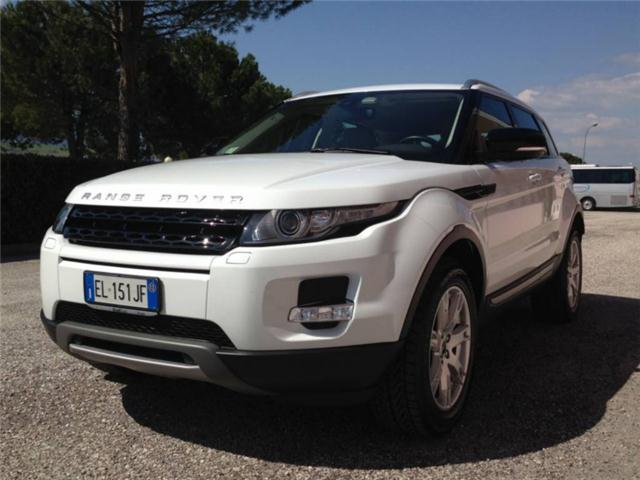 Land Rover Range Rover Evoque 2.2 SD4 5p. Pure