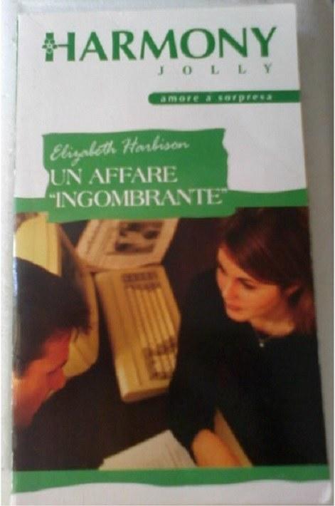 libro UN AFFARE INGOMBRANTE