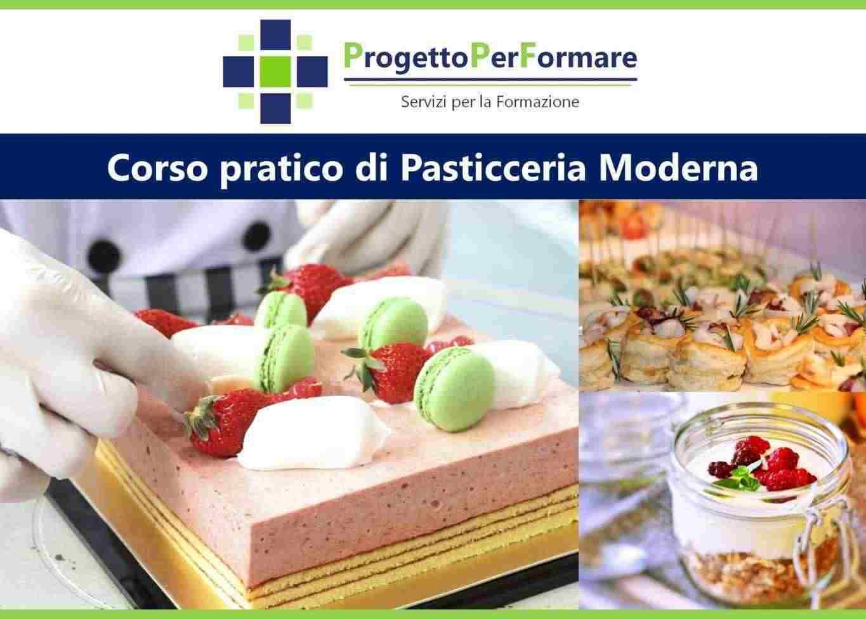 Corso di pasticceria moderna a Magenta (MI)