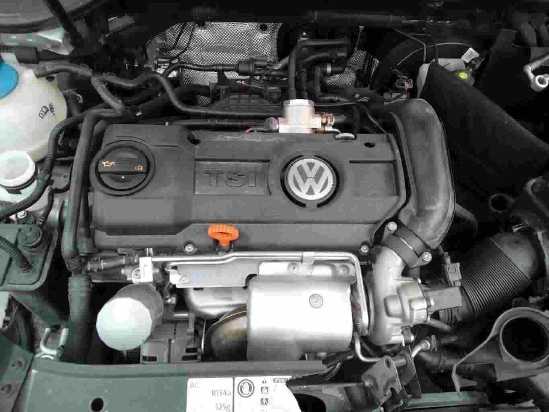 Motore Volkswagen Golf 6 1400 TSI 90 KW CAX