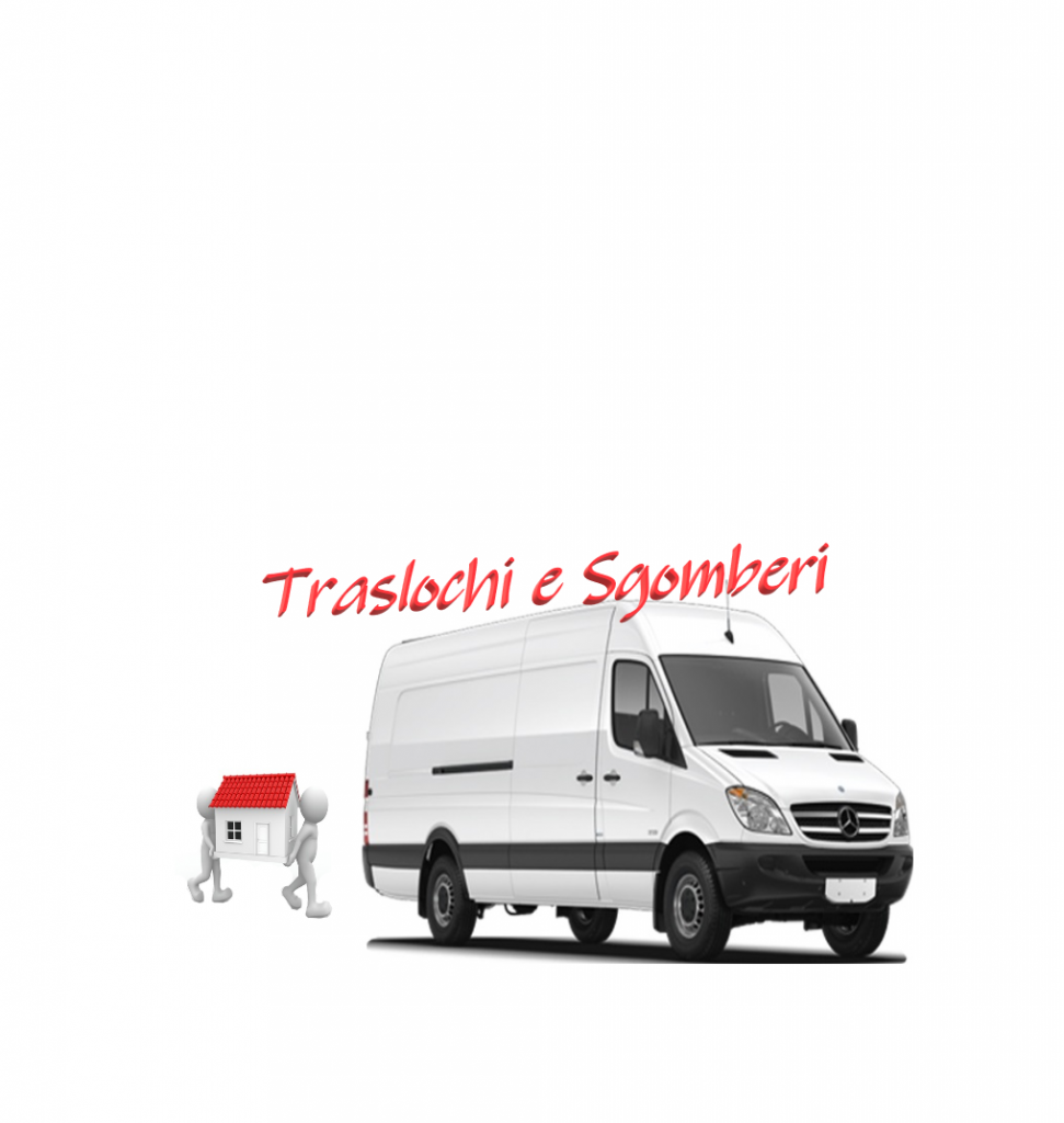TRASLOCHI-SGOMBERI-TRASPORTI MILANO E PRIVINCIA