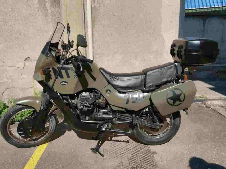 Moto Guzzi NTX 750 PA Ricondizionata.