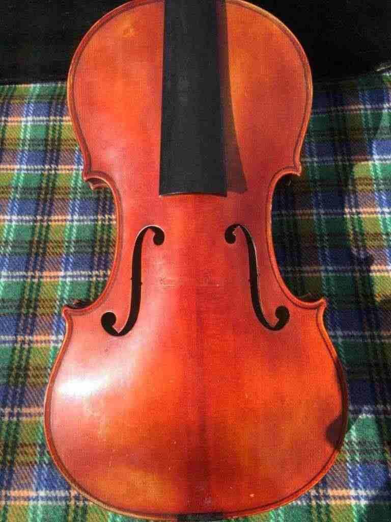 Violino violino Geige Jules Lamy