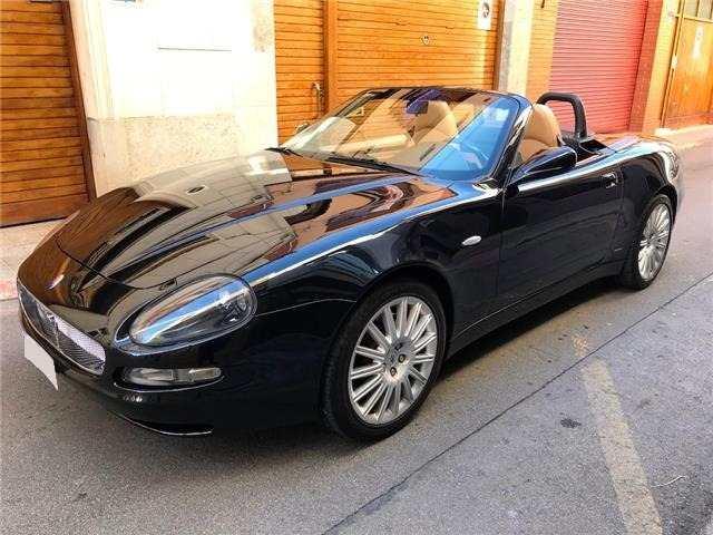 Maserati Spyder 4200 Cambio Corsa