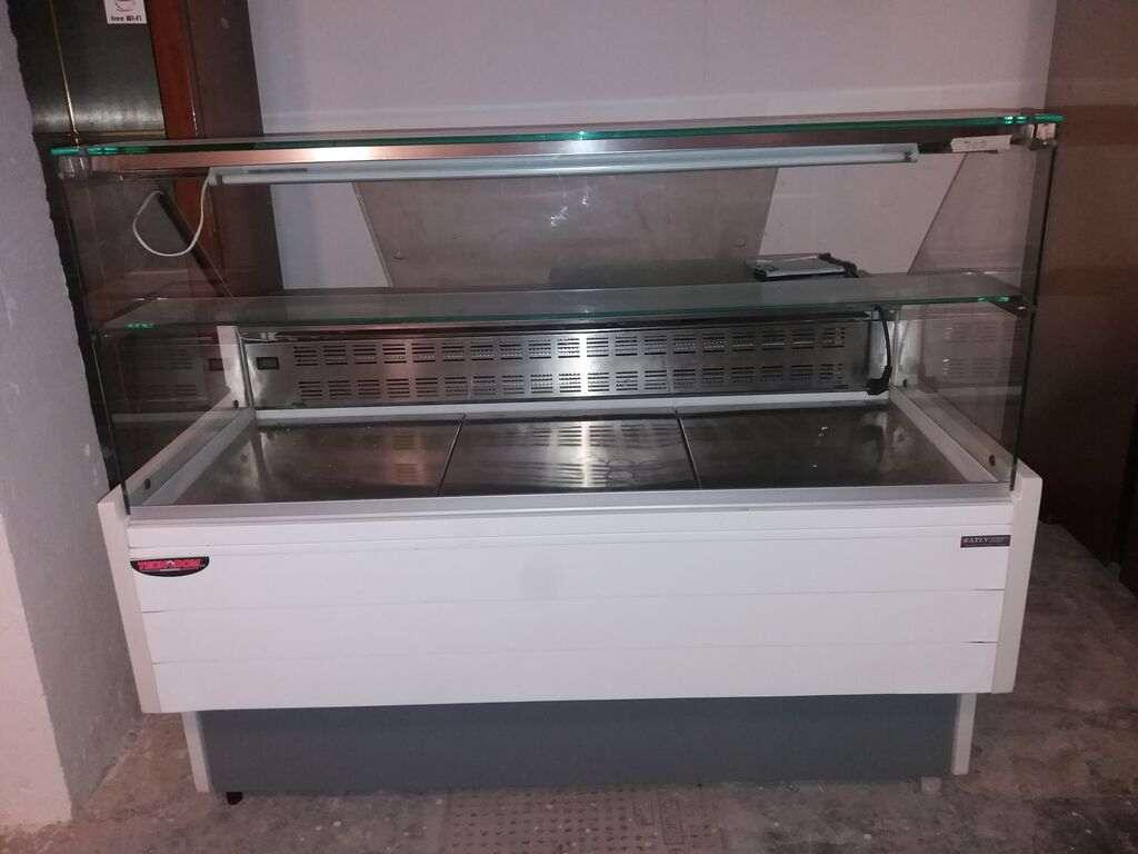 vetrina frigorifero usato