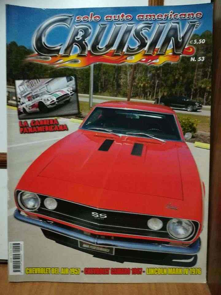 Vendo riviste Cruisin dal n. 22 al n. 53 - tutte in blocco.