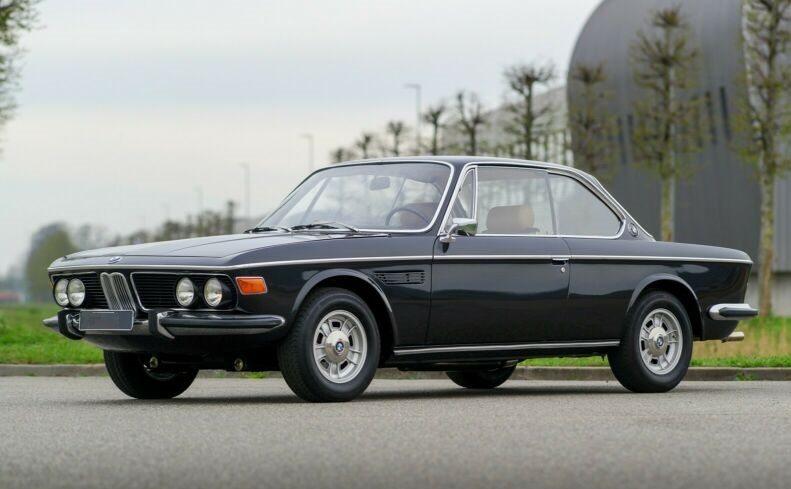 1971 Bmw 3.0 CS (E9)