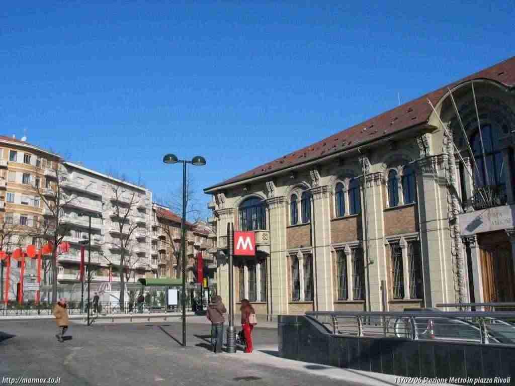 Ampio bilocale Piazza Rivoli
