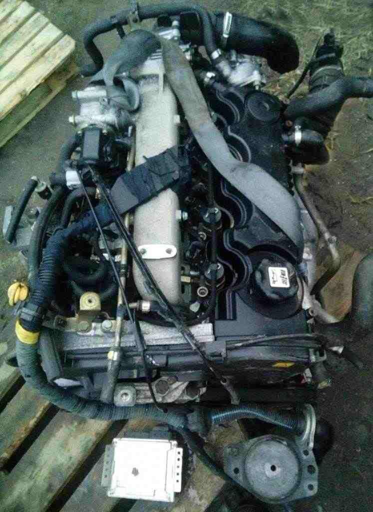 Motore Fiat Marea / Multipla 1900 jtd 186A6000