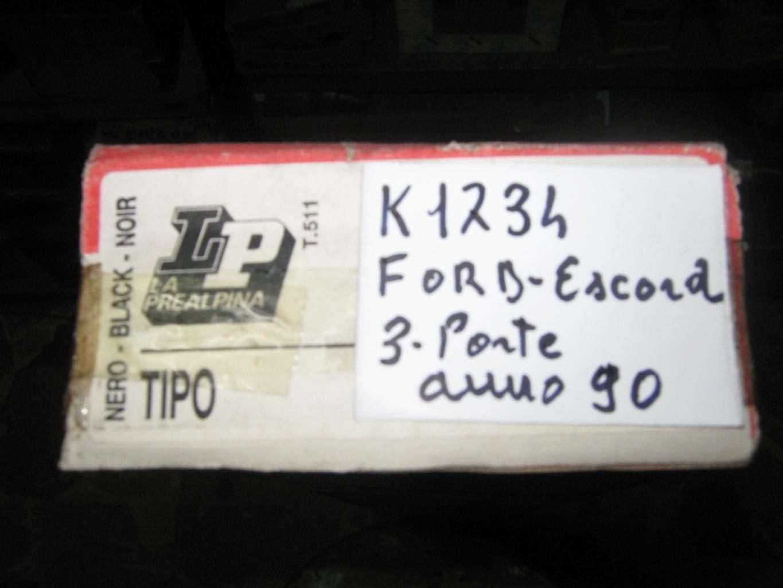 Porta tutto per Ford Escort 3 porte d'epoca