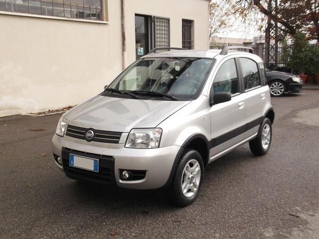Fiat Panda 1.3 MJT 16V 4x4 Cross