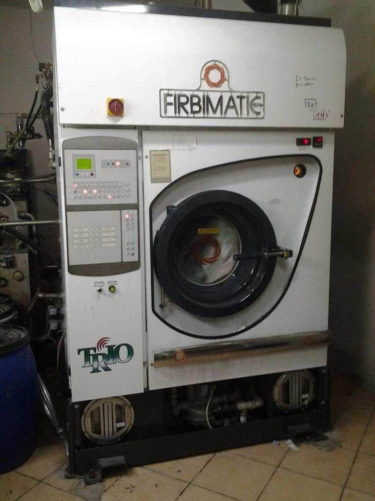 lavasecco firbimatic trio (acqua e secco)