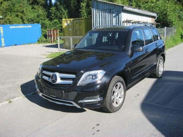 Mercedes-Benz GLK 350 CDI 4MATIC EDITION