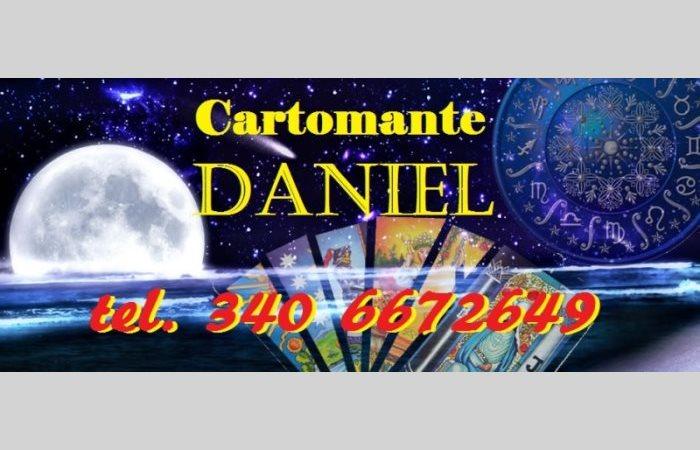 Daniel Ritualista Maestro Cartomante