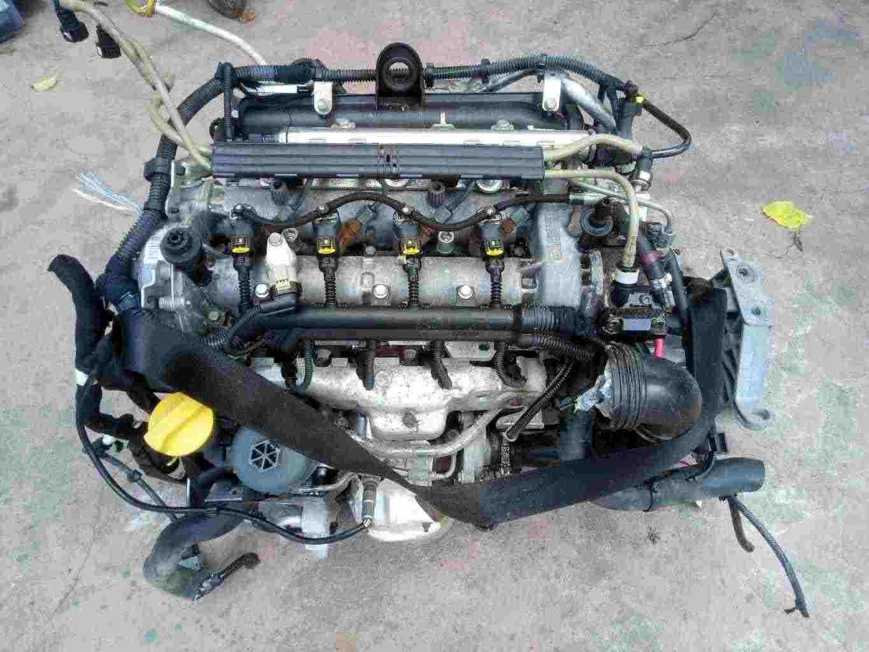 Motore Fiat Grande Punto 1300 multijet 199A2000
