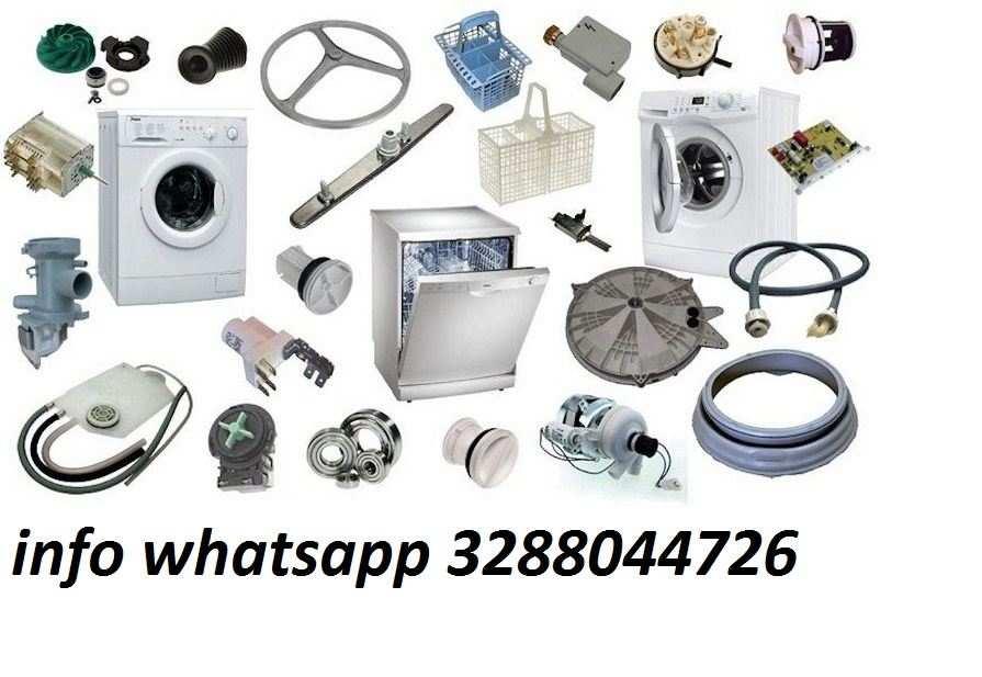 Ricambi lavatrice ariston hotpoint mod WML 70 EU tutti ricambi
