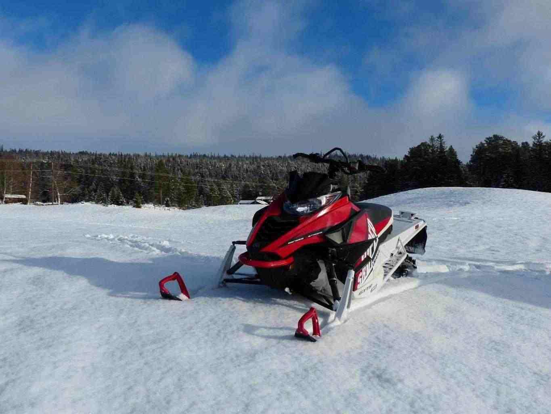 2015 Yamaha SR Viper MTX 162