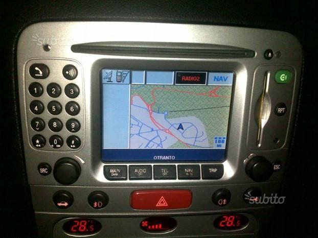 Aggiornamento Mp3 Mappe Navigatore alfa 147 Gt Nav