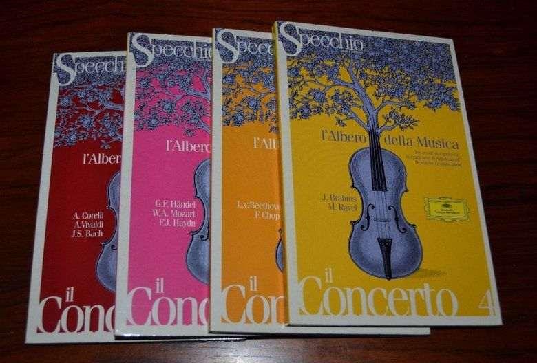 """Serie di Musica Classica de &quotL'Albero della musica"""" (per La Stampa di Torino).   Il   co"""