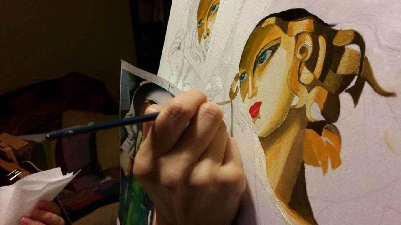 Corso di Pittura a Olio