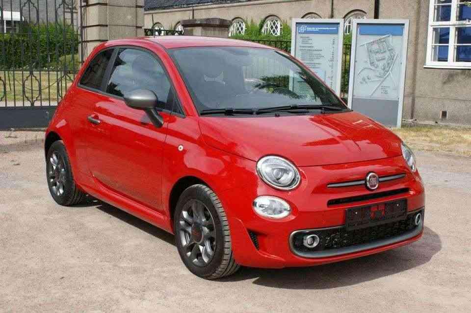 Fiat  500   Anno: 2012  Lettura: 43.000 km !!!!!