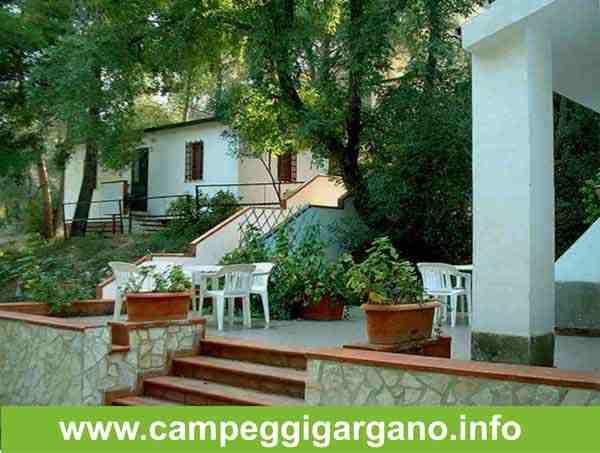 CAMPEGGI GARGANO - VIESTE