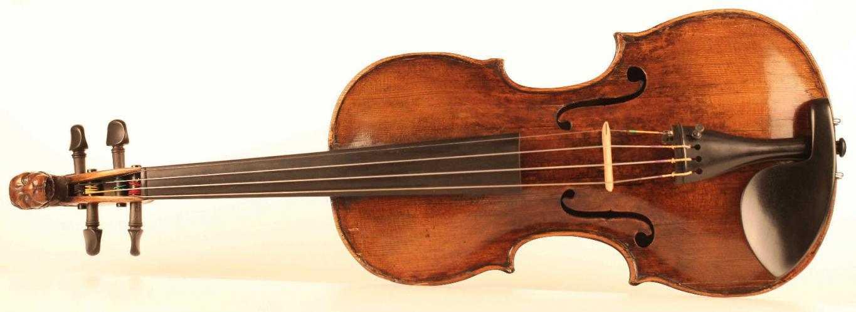 Vecchio violino di Aegidius Kloz