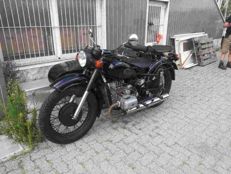Sidecar Dnepr 650 cc
