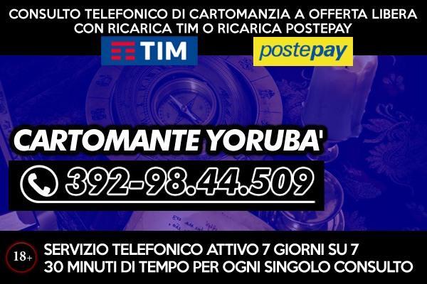 consulti telefonici di Cartomanzia a offerta libera - servizio a basso costo