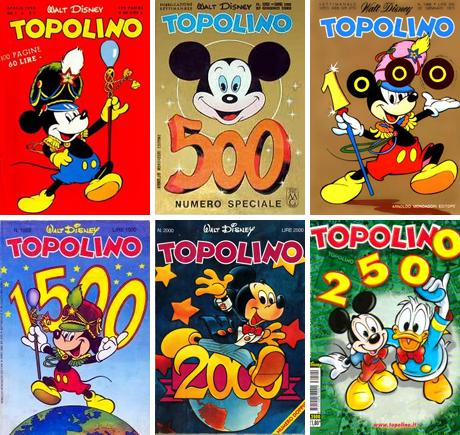 Topolino Fumetti Disney