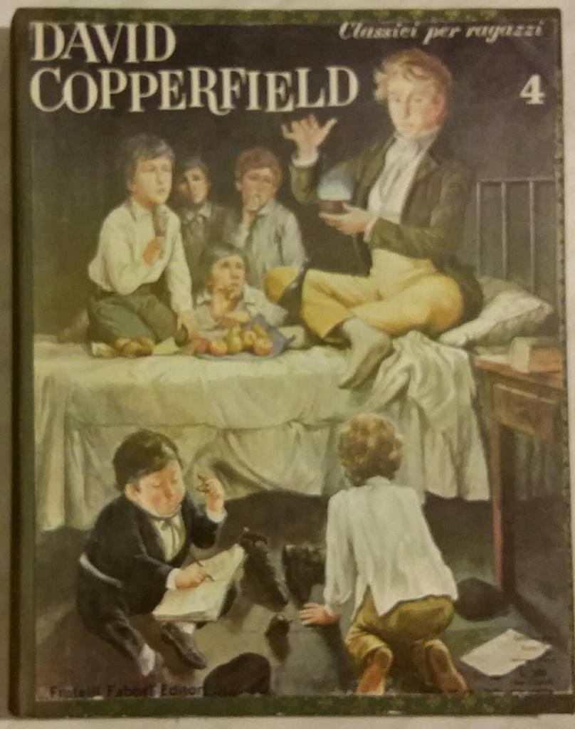David Copperfield di Charles Dickens Ed.Fratelli Fabbri 1965 ottimo
