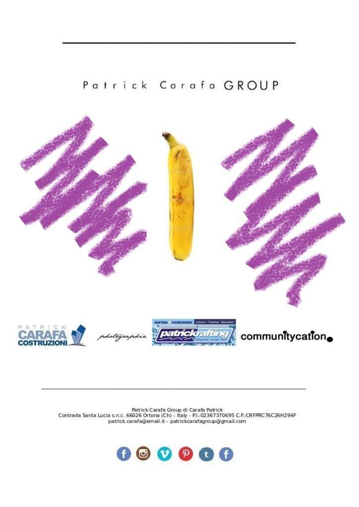 1 GROUP 4 YOU.Patrick Carafa GROUP.