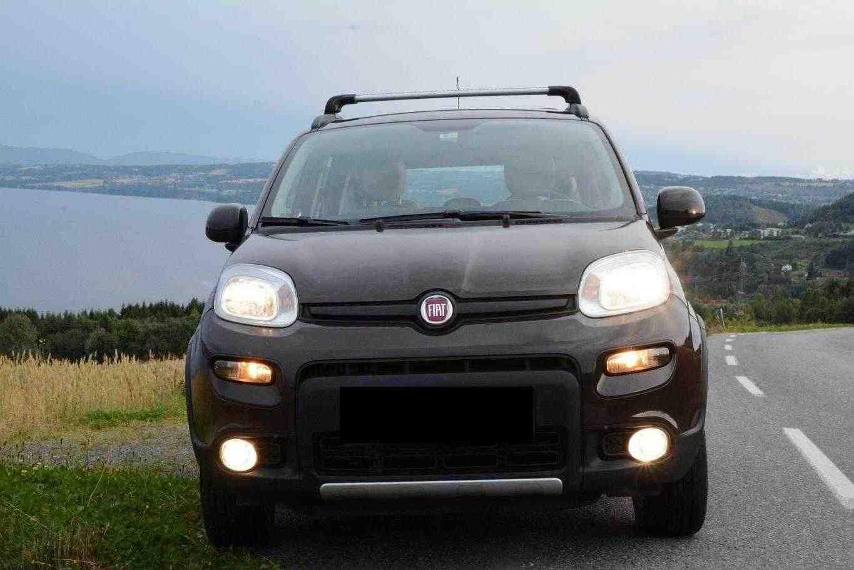Fiat Panda 4x4/Turbo