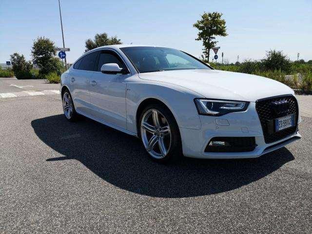 Audi A5 SPORTBACK S-Tronic 3.0 TDI Quattro S line